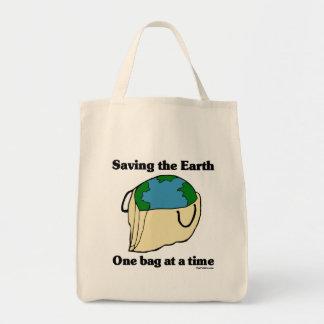 地球のtotebagを救うこと トートバッグ