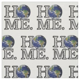地球は家の博物学者の家のウォーマーです ファブリック
