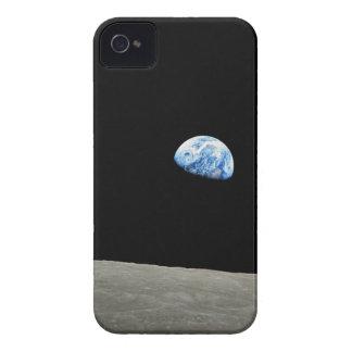 地球は月から上がります Case-Mate iPhone 4 ケース