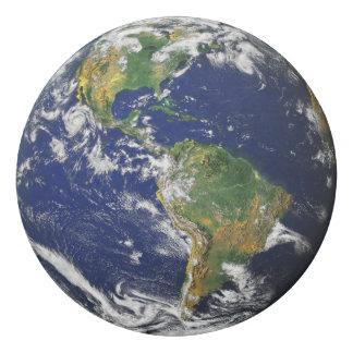 地球アメリカアフリカ 消しゴム