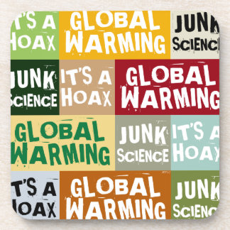 地球温暖化の悪ふざけ コースター