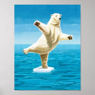 地球温暖化 ポスター