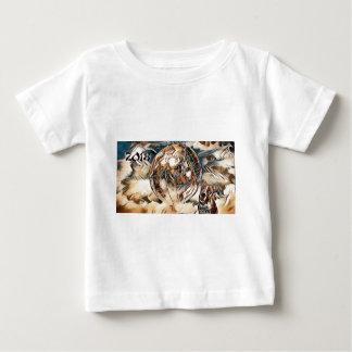 地球犬2018年 ベビーTシャツ