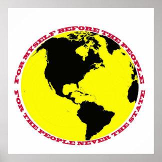 地球021 ポスター