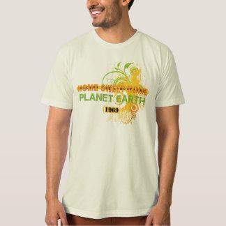 地球1969年 Tシャツ
