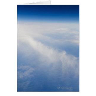 地球2の高度の写真 カード