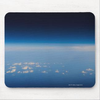 地球4の高度の写真 マウスパッド