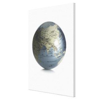 地球4 キャンバスプリント