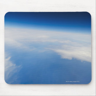 地球5の高度の写真 マウスパッド