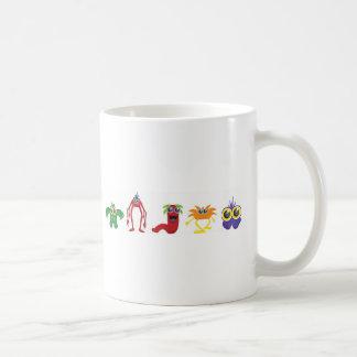 地球 コーヒーマグカップ
