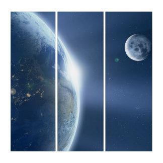 地球 トリプティカ