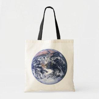 地球 トートバッグ