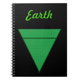 地球 ノートブック