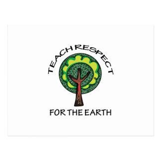 地球 ポストカード