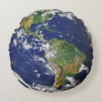 地球 ラウンドクッション