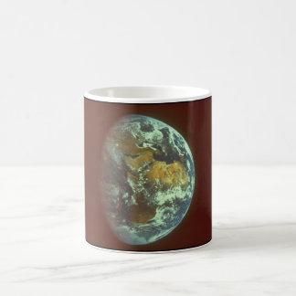 地球。 (地球; 世界; _Space コーヒーマグカップ