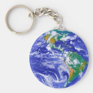 地球-私達の家のKeychain キーホルダー