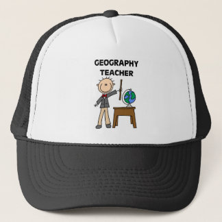 地理学の先生のTシャツおよびギフト キャップ