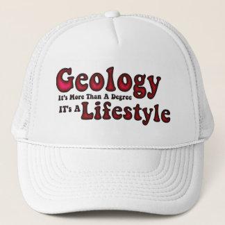 地質学のライフスタイルの帽子 キャップ