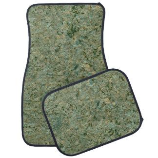 地質学の自然の緑の石の質 カーマット