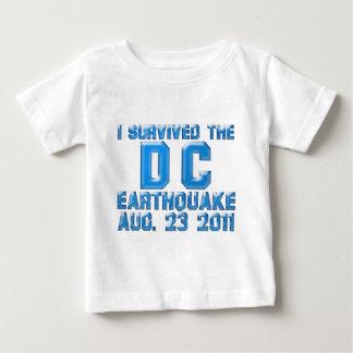 地震2011年 ベビーTシャツ