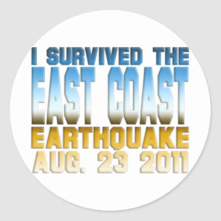 地震2011年 ラウンドシール