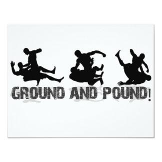 地面およびポンドライン カード