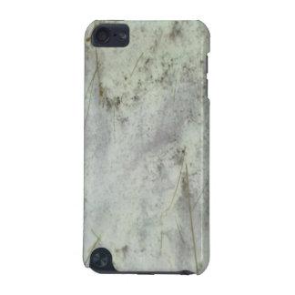 地面の雪 iPod TOUCH 5G ケース