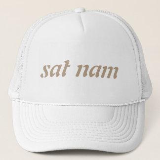 坐らせたnamの帽子 キャップ