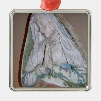 埋葬、神聖な女性の1人、1の詳細 メタルオーナメント