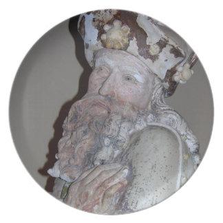 埋葬、Arimathaea、14のヨセフの詳細 プレート