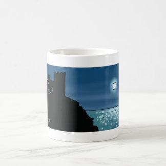 城のマグ コーヒーマグカップ