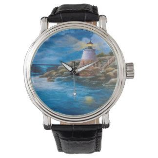 城の丘の灯台 腕時計