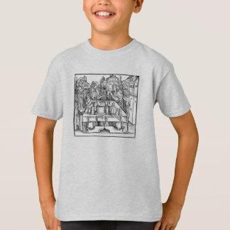 城の王室のな錬金術師 Tシャツ