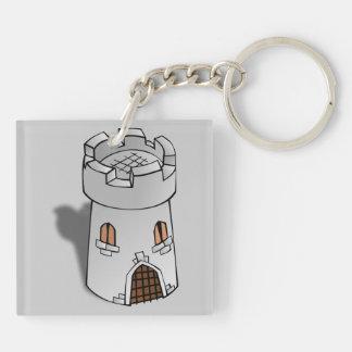 城タワー キーホルダー