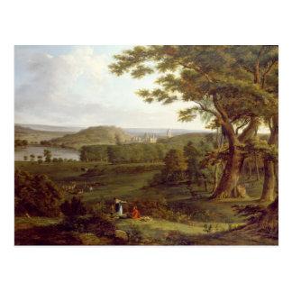 城ハワードの北西のからのT31507眺め、 ポストカード