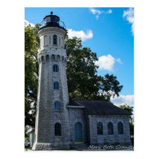 城砦のナイアガラの古い灯台 ポストカード