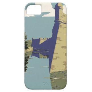 城砦のマリオンの国有記念物セント・オーガスチンフロリダ iPhone SE/5/5s ケース