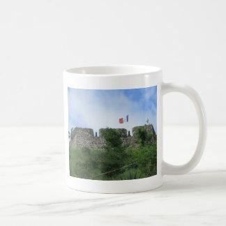 """城砦のルイの城壁""""St. Maarten """" コーヒーマグカップ"""