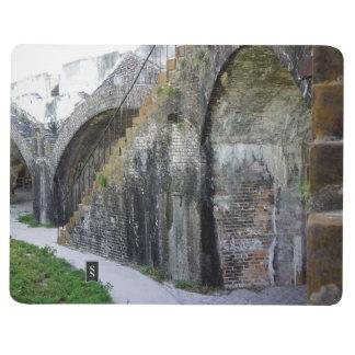 城砦の壁 ポケットジャーナル