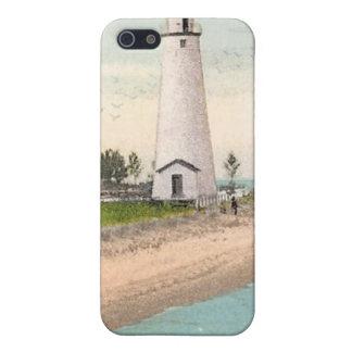 城砦のGratiotの灯台 iPhone SE/5/5sケース