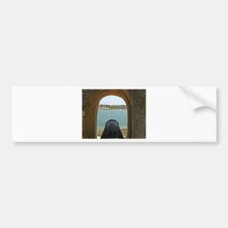 城砦イエス・キリスト8ナイロビ、ケニヤ、東アフリカ バンパーステッカー