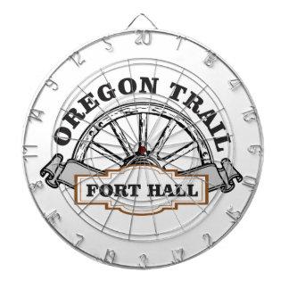 城砦ホールマーカーのオレゴンの道 ダーツボード