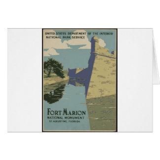 城砦マリオン カード
