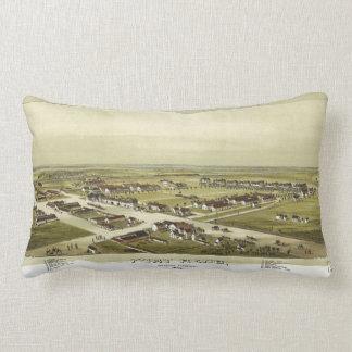 城砦レノ、オクラホマの領域(1891年) ランバークッション