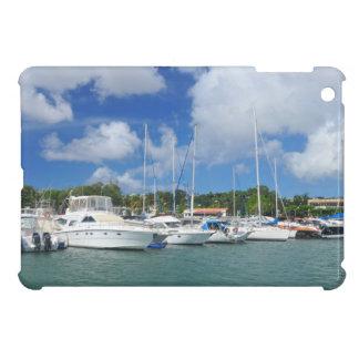 城砦deフランス、マルティニク iPad miniカバー