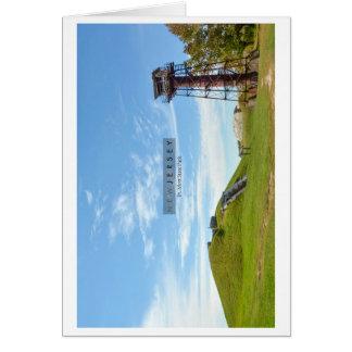 城砦Mott -ニュージャージー。 カード