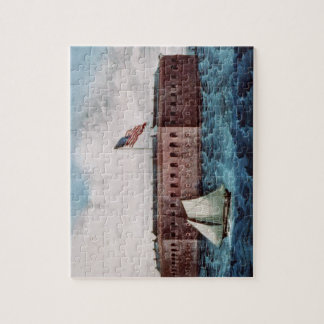 城砦Sumter ジグソーパズル