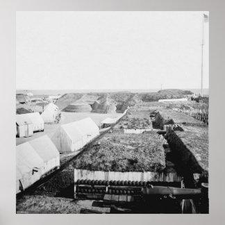 城砦WagnerのMorrisの島、SC ポスター
