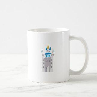 城 コーヒーマグカップ